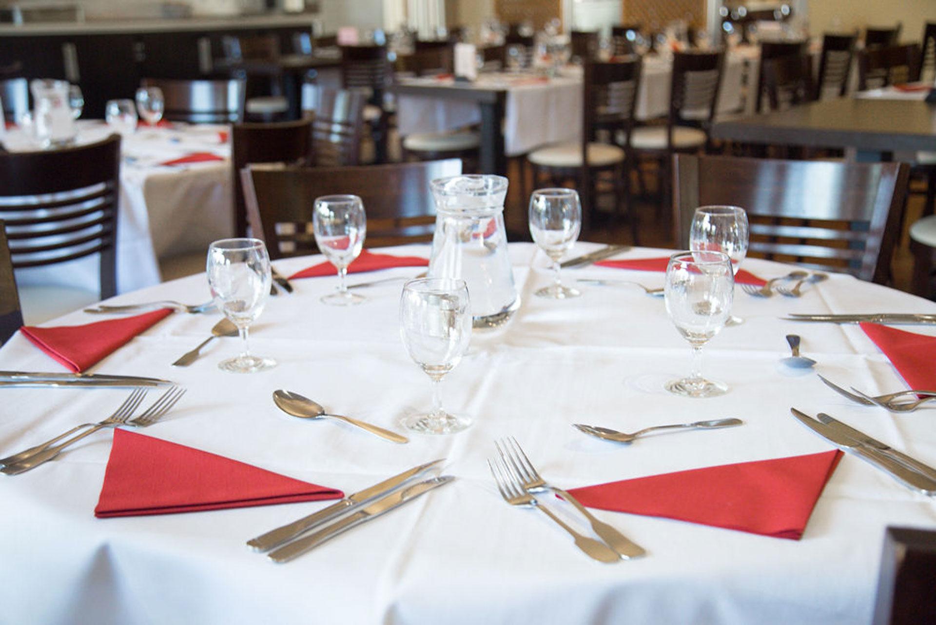 table-restaurant-la-cressonniere