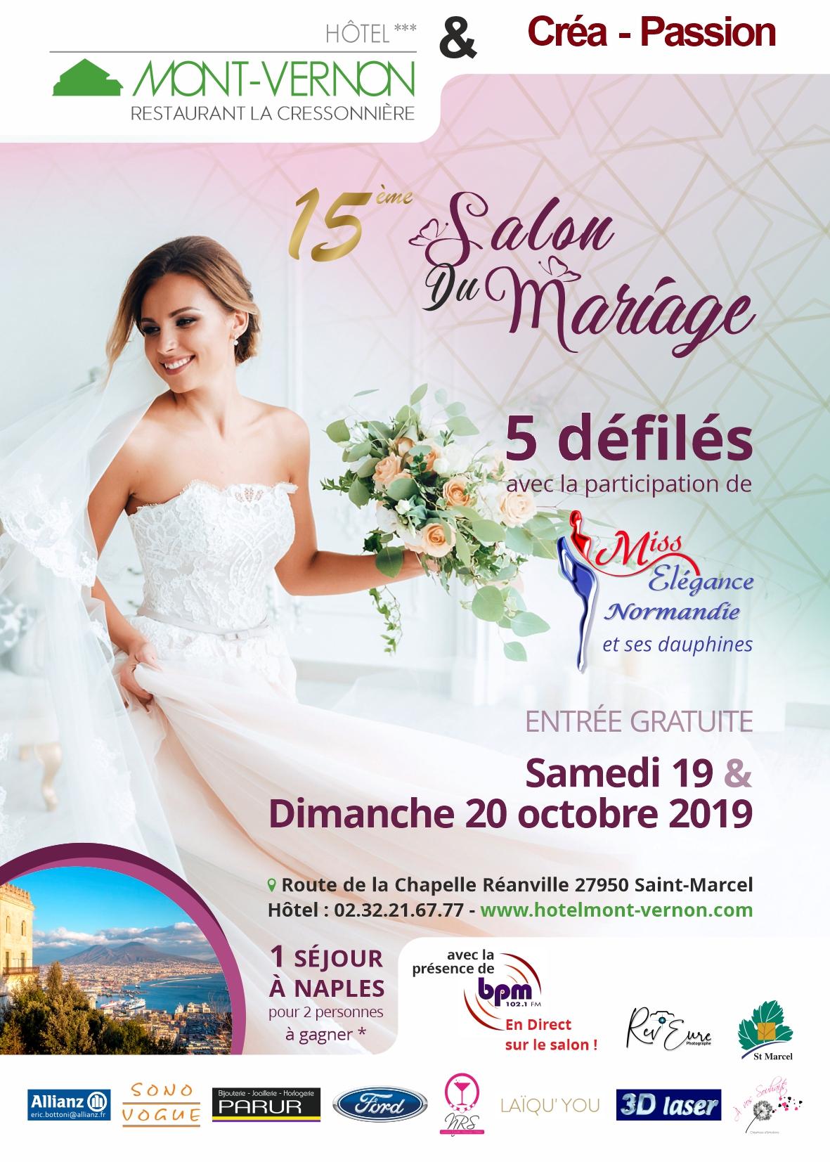 Salon Du Mariage Hotel Mont Vernon